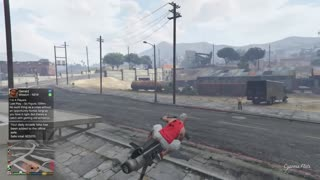 GTA V - You Can't Hide From Me!