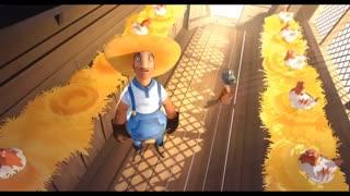 Funny & fat animals Animated short Films cartoon,