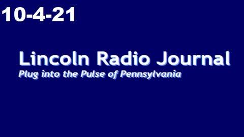 Lincoln Radio Journal 10-4-21