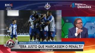 Rodolfo Reis: «Vasco Santos devia ser preso!»