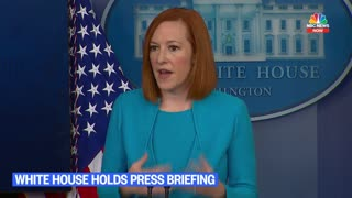 """Psaki Claims Inflation Happening Because of Biden's """"Successful Economic Strategy"""""""
