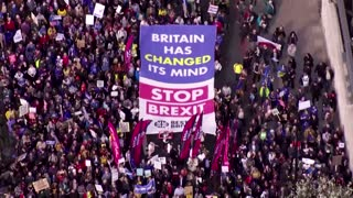 Brexit's key moments, five years on