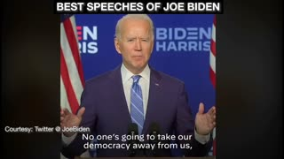 Joe Biden Gets LOST in Middle of Sentence During First Press Conference    my new account