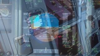 Landing from the flight deck