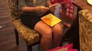 Birthday Present prank