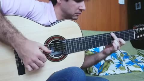THE PINK PANTHER guitar cover