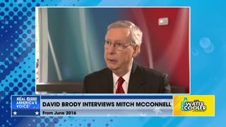 David Brody revisits a 2016 interview with Senate Minority Leader Mitch McConnell