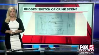 Amari Nicholson's accused killer drew map to child's body, court records show