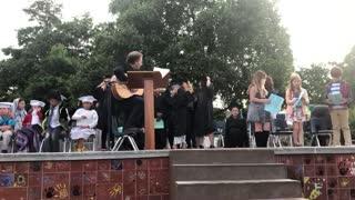 Open Classroom Graduation Ceremony