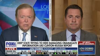 Rep. Nunes: Every document related to the Russian collusion hoax should be released