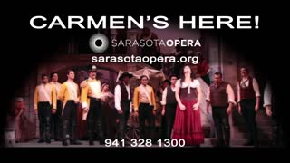 Sarasota Opera Commercial - Carmen - 2012