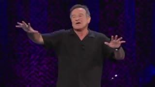 Robin Williams warned us about Joe