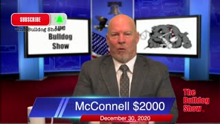 Bulldog Reports On Stimulus Tricks By Cocaine Mitch And More