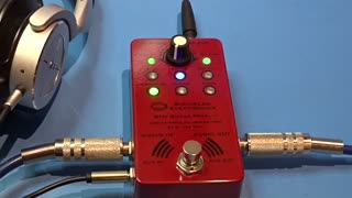 RFM guitar pedal v1