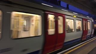 Train speed