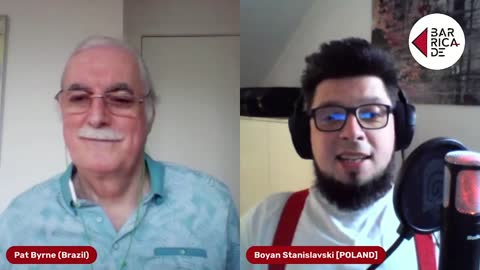 To beat capitalism, you need innovation and competitiveness — Divided we fall w/ Pat Byrne s01e04
