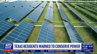 Texas Residents Warned to Conserve Power