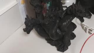 Smoking Dragons