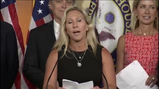 Marjorie Taylor Greene Introduces Fire Fauci Act, Salary to be reduced to Zero