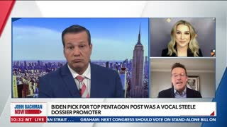 Biden's Choice for Top Pentagon Post was a Dossier Promoting Conspiracy Theorist