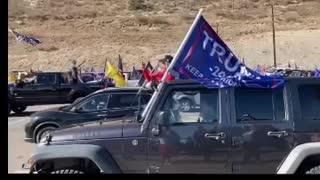 Colorado MAGA rally - November 1, 2020