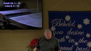 February 7, 2021 Church at Lamb of God