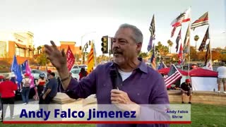 Yorba Linda Freedom Rally