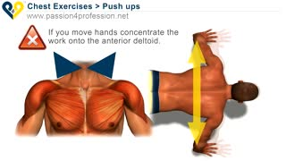 Chest Exercise | Push Up