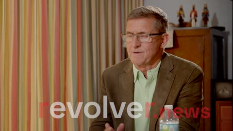 Revolver News Exclusive: General Flynn discusses the geopolitical costs of the Russiagate hoax