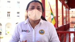 Con adultos mayores de 80 años arrancó vacunación masiva en Cartagena
