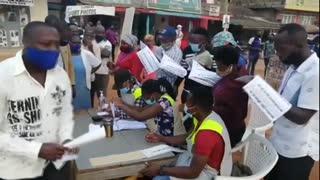 Ugandans to vote in tense election after violent campaign