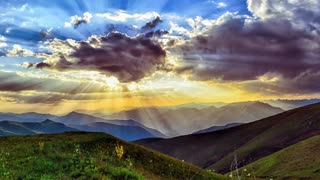 Relaxing music with nature sound