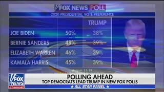 Bret Baier pushes back on Trump's Fox criticism