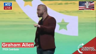 GRAHAM ALLEN SPEAKS AT TURNING POINT USA (12/20/20 - DAY 2)