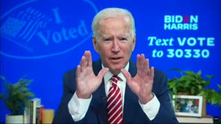 """Biden Brags About Having The """"Most Extensive Voter Fraud Organization"""" In American History"""