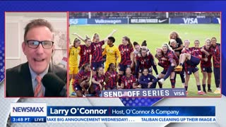 Larry on Spicer & Co: The US Women's Soccer Team Anthem Controversy