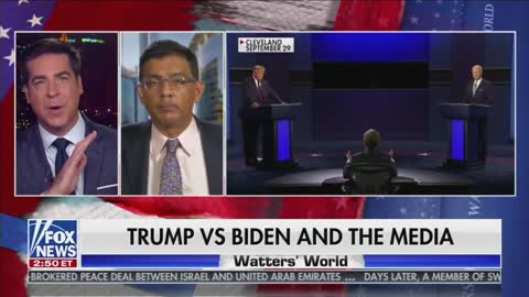 "Trump vs. Biden and the Media — Idea of an Objective ""Press"" Is DEAD"