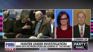 Congressman Biggs joins Kennedy to discuss Hunter Biden under federal investigation for tax fraud