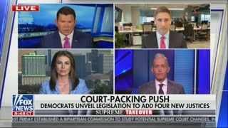 Trey Gowdy responds to court packing bill
