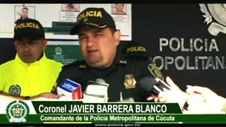 Caen autores de millonario robo a joyería en un centro comercial de Bucaramanga