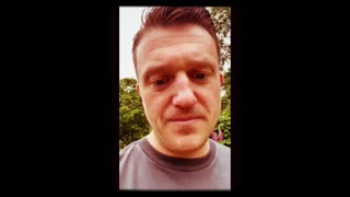 Tommy Robinson - Fathers Day 2021