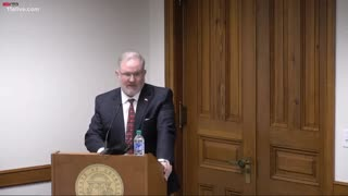 Mr. Powell's Testimony During Georgia Senate Hearing on Election Fraud