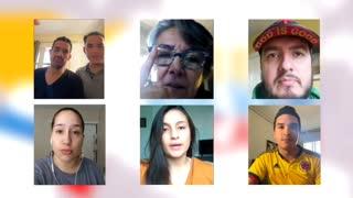 Campaña de colombianos para volver al país