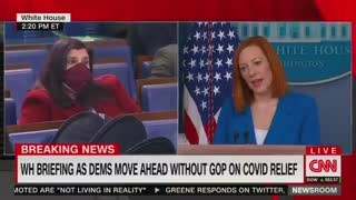 Biden Press Sec SNAPS When Reporter Dares to Ask Real Question on China