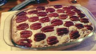 Antique Texas Pecan Cake Recipe (Made Paleo)