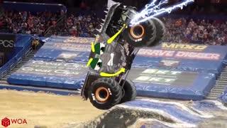 Monster Truck Moments Monster Jam highlights 2020 - Laugh Daily