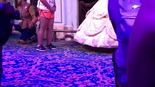 Beauty and The Beast Story-Magic Kingdom