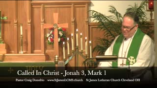 Christ Uses Simple Things to do Magnificent Work. Jonah 3 and Mark 1