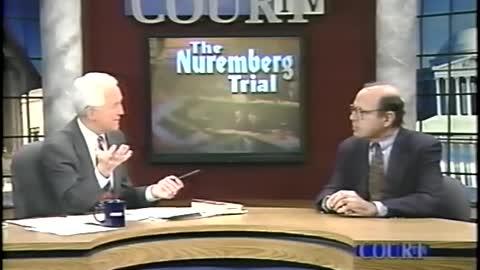 Nuremberg Trial Part 7 (Court TV)