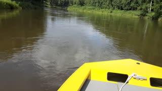 Ak river